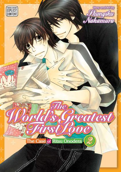 World's Greatest First Love Manga Volume 2