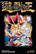 Yu-Gi-Oh! 3 In 1 Edition Manga Volume 8