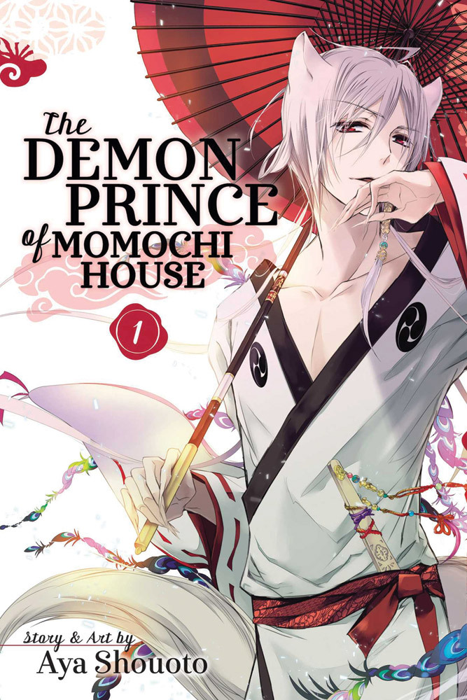 The Demon Prince of Momochi House Manga Volume 1