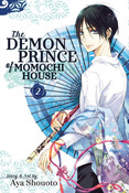 The Demon Prince of Momochi House Manga Volume 2