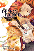 The Demon Prince of Momochi House Manga Volume 3