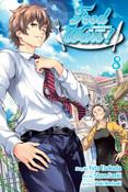 Food Wars! Manga Volume 8