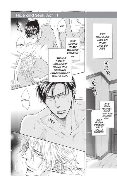 Hide and Seek Manga Volume 3
