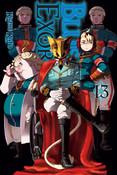 Blue Exorcist Manga Volume 13