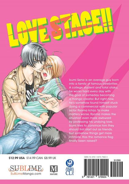 Love Stage!! Manga Volume 2