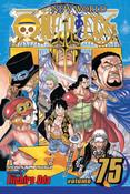 One Piece Manga Volume 75