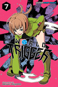 World Trigger Manga Volume 7