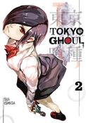 Tokyo Ghoul Manga Volume 2