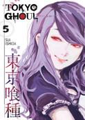 Tokyo Ghoul Manga Volume 5