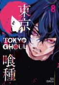 Tokyo Ghoul Manga Volume 8