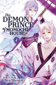 The Demon Prince of Momochi House Manga Volume 4