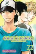Kimi ni Todoke From Me to You Manga Volume 22