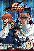 Yu-Gi-Oh! 5D's Manga Volume 8