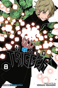 World Trigger Manga Volume 8