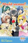 Maid-sama! 2 in 1 Edition Manga Volume 2