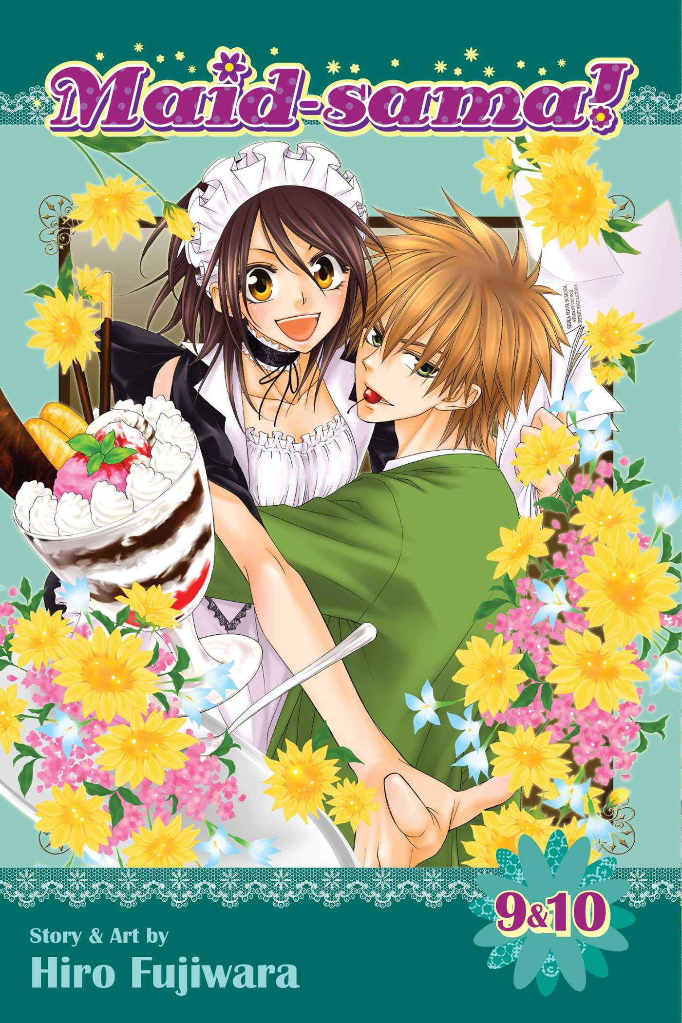 Maid-sama! 2 in 1 Edition Manga Volume 5