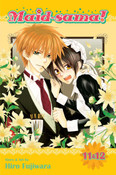 Maid-sama! 2 in 1 Edition Manga Volume 6