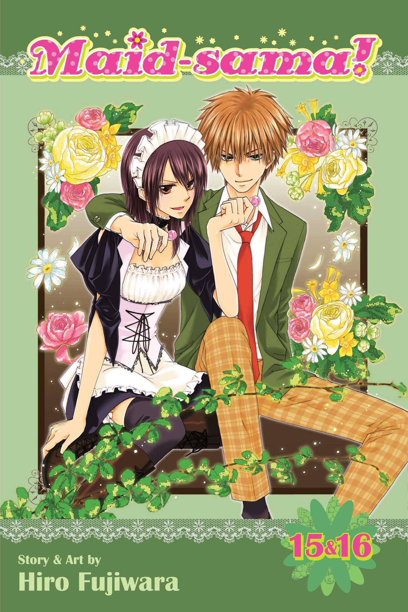 Maid-sama! 2 in 1 Edition Manga Volume 8