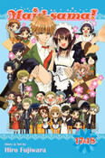 Maid-sama! 2 in 1 Edition Manga Volume 9