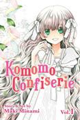 Komomo Confiserie Manga Volume 1