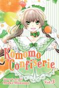 Komomo Confiserie Manga Volume 3