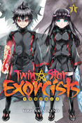 Twin Star Exorcists Manga Volume 1