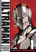 Ultraman Manga Volume 1