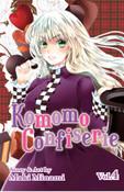 Komomo Confiserie Manga Volume 4