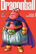 Dragon Ball 3-in-1 Edition Manga Volume 13