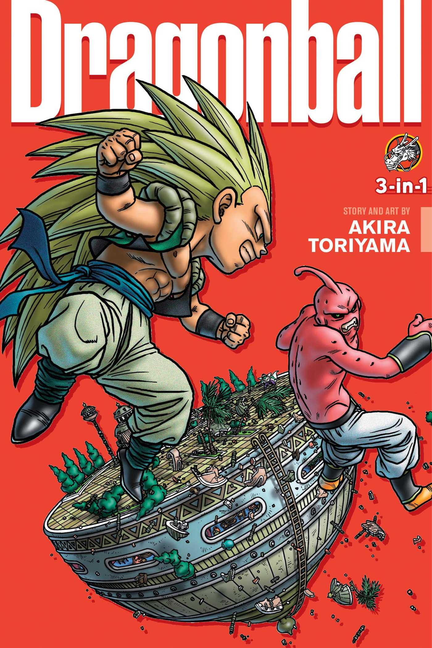 Dragonball Comic