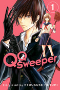 QQ Sweeper Manga Volume 1
