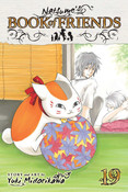 Natsume's Book of Friends Manga Volume 19