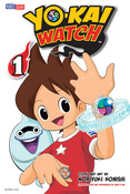 Yo-kai Watch Manga Volume 1