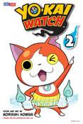 Yo-kai Watch Manga Volume 2