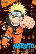 Naruto 3 in 1 Edition Manga Volume 13