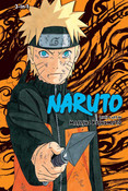 Naruto 3 in 1 Edition Manga Volume 14