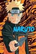 Naruto 3 in 1 Edition Manga Volume 14