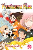 Kamisama Kiss Manga Volume 20
