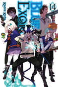 Blue Exorcist Manga Volume 14