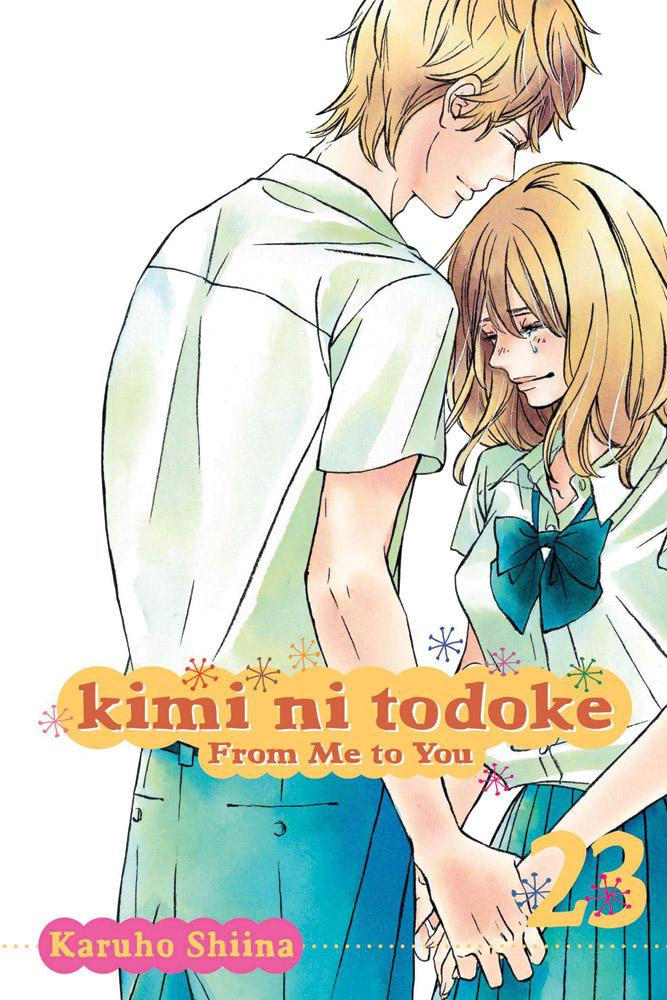 Kimi ni Todoke From Me to You Manga Volume 23