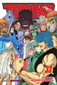 Toriko Manga Volume 33