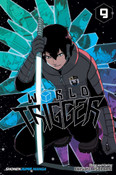 World Trigger Manga Volume 9