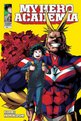 My Hero Academia Manga Volume 1