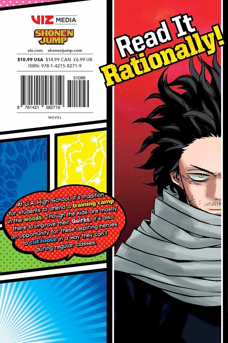 My Hero Academia School Briefs Novel Volume 2
