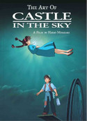 The Art of Castle in the Sky (Hardcover)