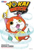 Yo-kai Watch Manga Volume 3
