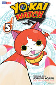 Yo-kai Watch Manga Volume 5 thumb