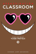 Assassination Classroom Manga Volume 9