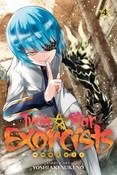 Twin Star Exorcists Manga Volume 4