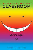 Assassination Classroom Manga Volume 10